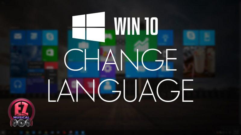 چگونه زبان پیش فرض در ویندوز 10 را تغییر دهیم ؟