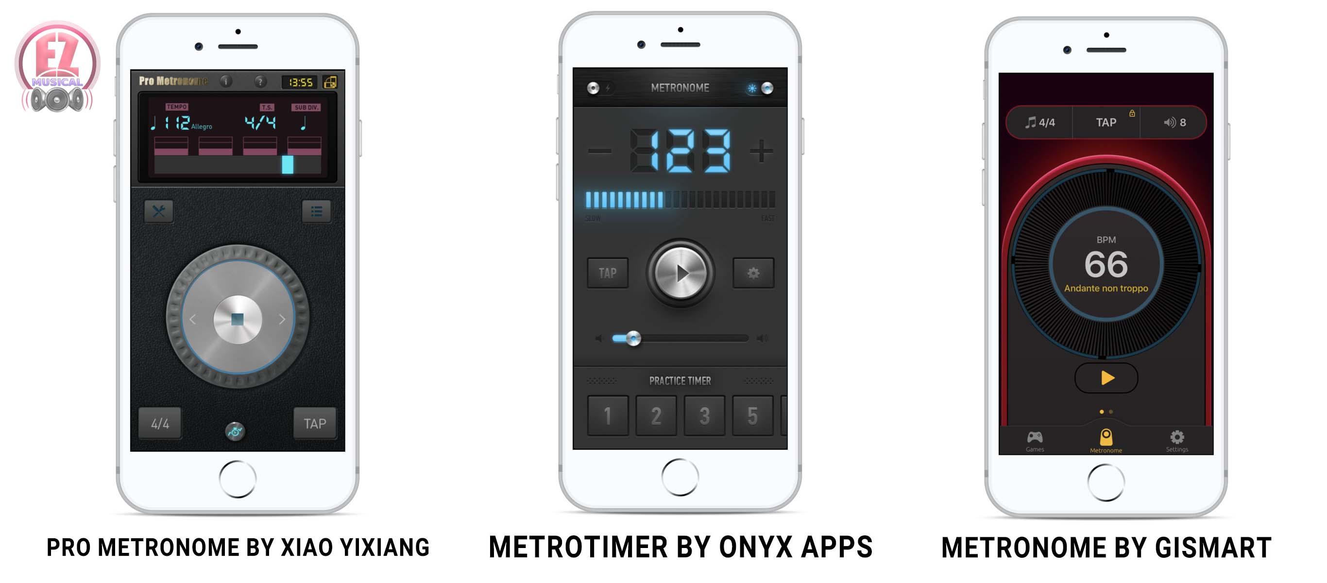 Metronome app 1 مترونوم چیست