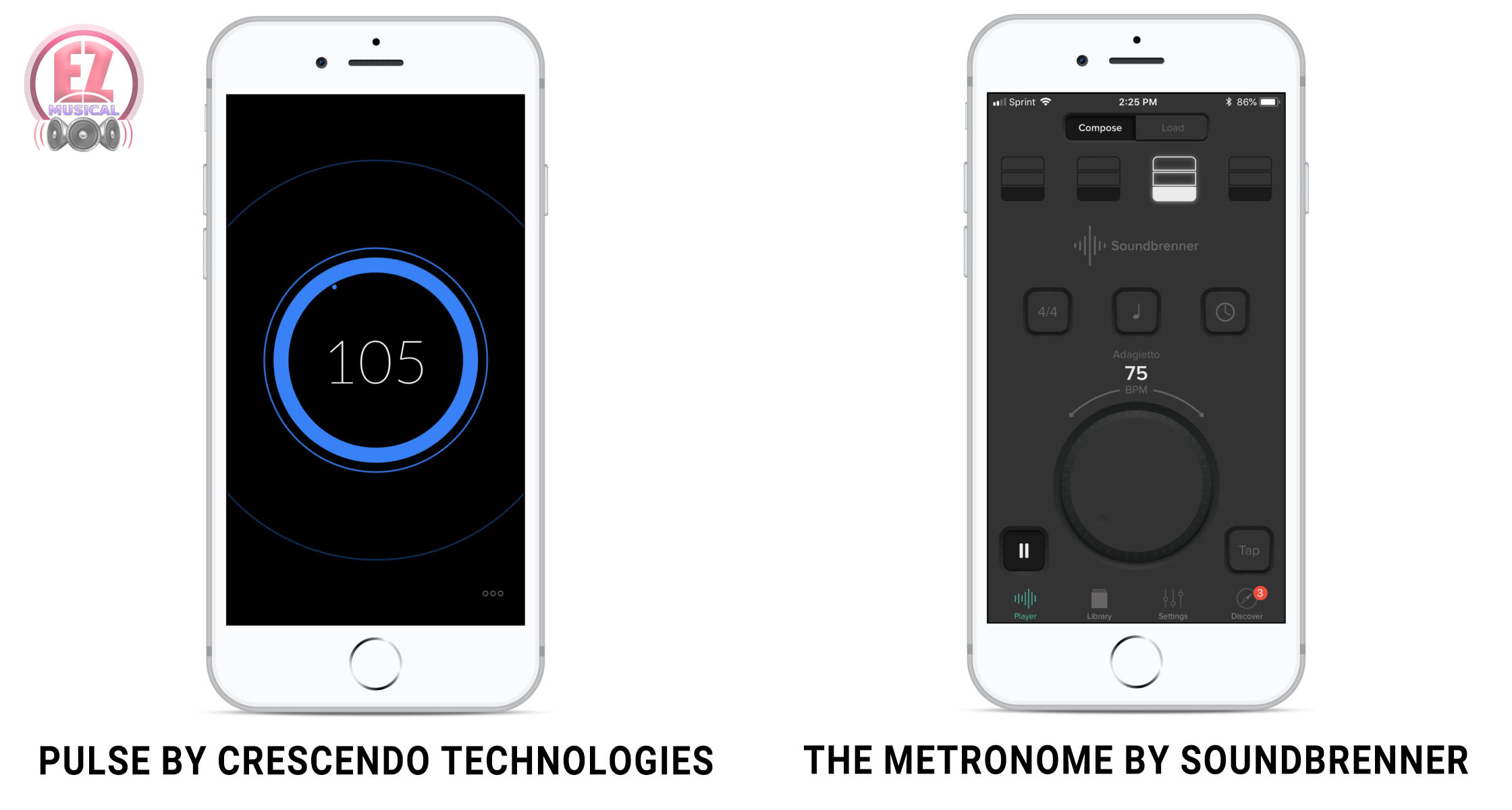 Metronome app 2 مترونوم چیست