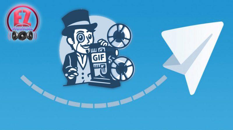 ساختن GIF در تلگرام