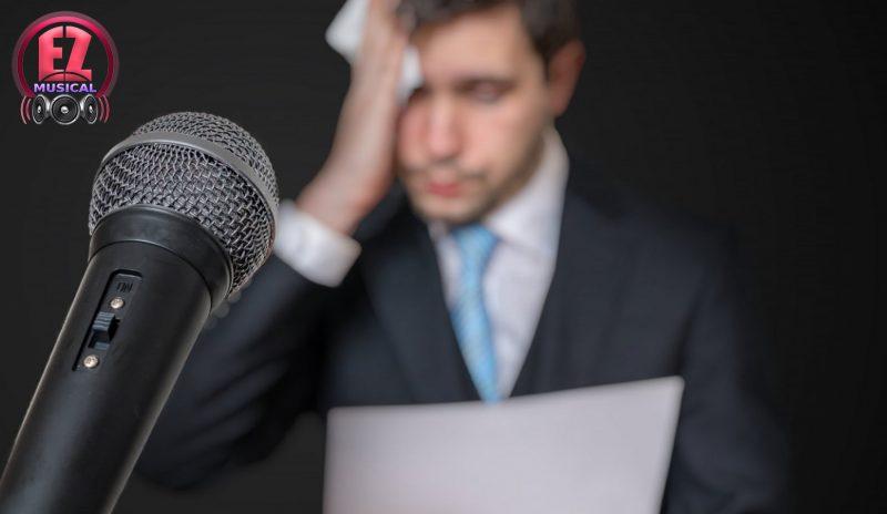 راهنمای برنامهریزی برای مدیریت استرس هنگام سخنرانی