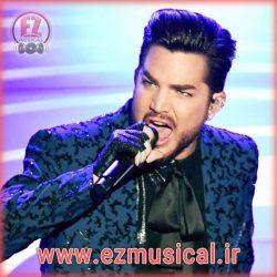 آهنگ بی کلام Adam Lambert