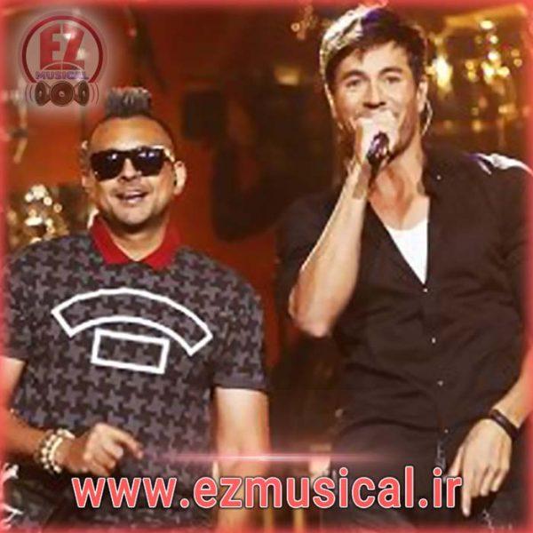 """آهنگ بی کلام """"Bailando"""" از """"Enrique و Sean Paul"""""""