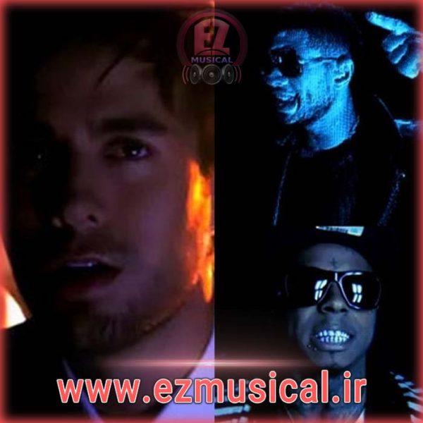 """آهنگ بی کلام """"Dirty Dancer"""" از """"Enrique و Usher و Lil Wayne"""""""