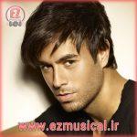 """آکورد و تبلچر آهنگ های """"Enrique Iglesias"""" (بیش از 30 آهنگ)"""