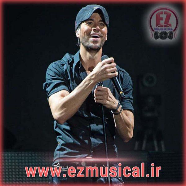 """آهنگ بی کلام """"Finally Found You"""" از """"Enrique Iglesias"""""""