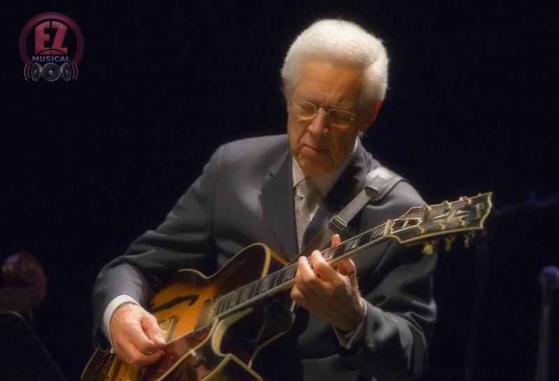 Old Guitarist یادگیری موسیقی در سن بالا چه برتری هایی دارد؟