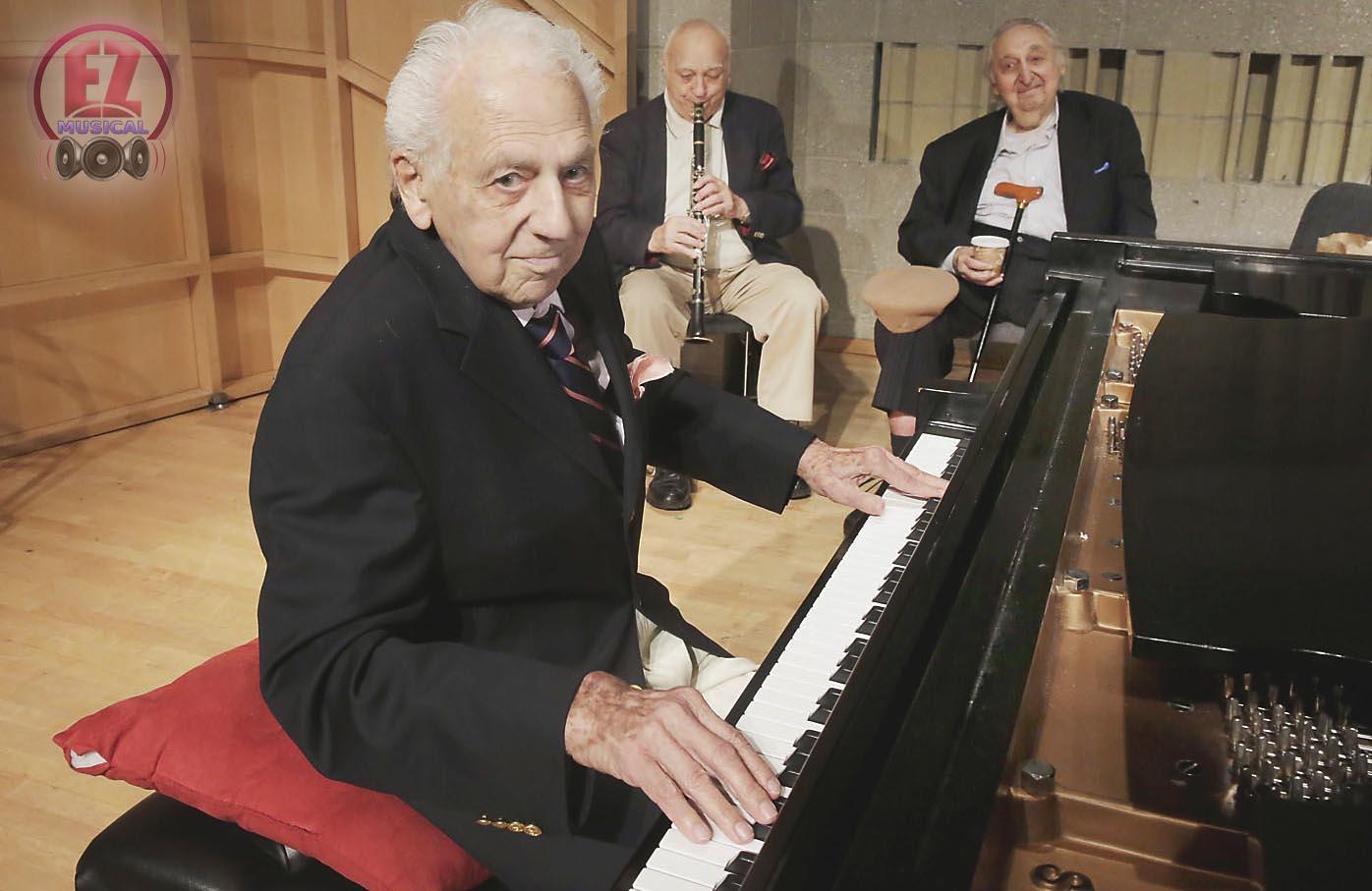 Old Pianist یادگیری موسیقی در سن بالا چه برتری هایی دارد؟