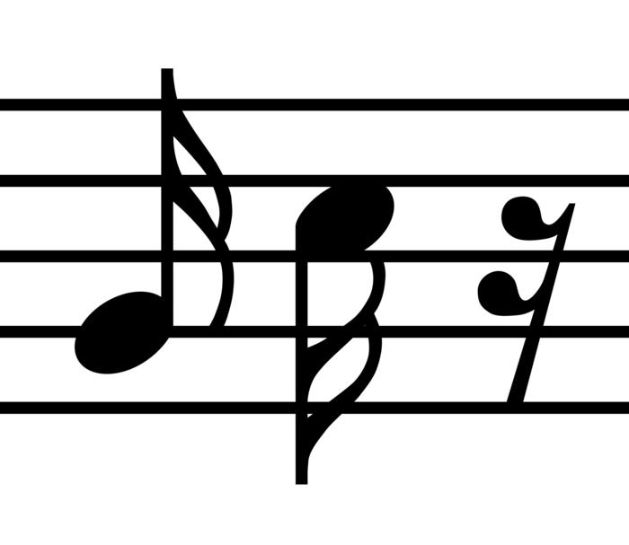 سکوت دولا چنگـ تئوری موسیقی   انواع سکوت و ارزش زمانی آنها