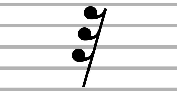 سکوت سه لا چنگـ تئوری موسیقی   انواع سکوت و ارزش زمانی آنها