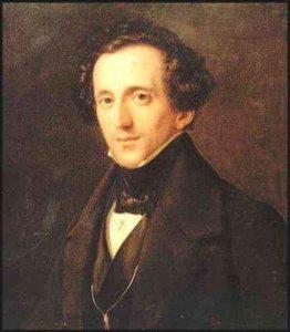Felix Mendelssohn 2 262x300 مجموعه بهترین آهنگ های بی کلام گیتار کلاسیک