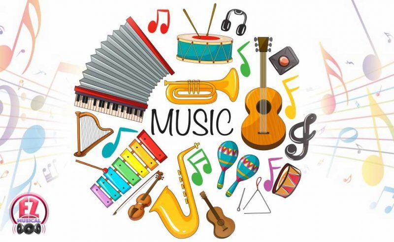 سازها در آهنگ بی کلام