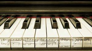piano 300x165 تاثیرات آهنگ بی کلام