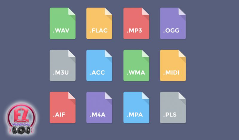 انواع فرمت های صوتی ، تفاوت ها، بهترین کاربرد ها، مزایا و معایب