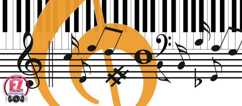 تئوری موسیقی – خط اتحاد