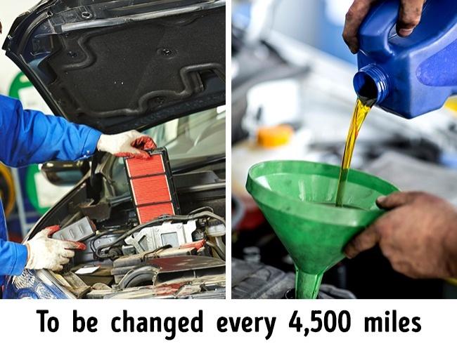 تعویض منظم روغن چند ترفند کاربردی که به کاهش مصرف بنزین کمک می کنند