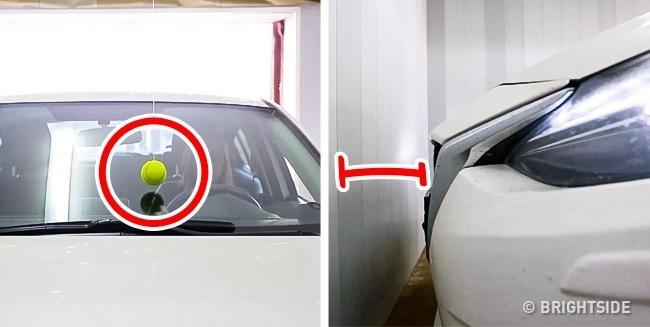 توپ تنیس برای پارکینگ چند ترفند کاربردی نگهداری از ماشین، از زبان رانندههای حرفهای