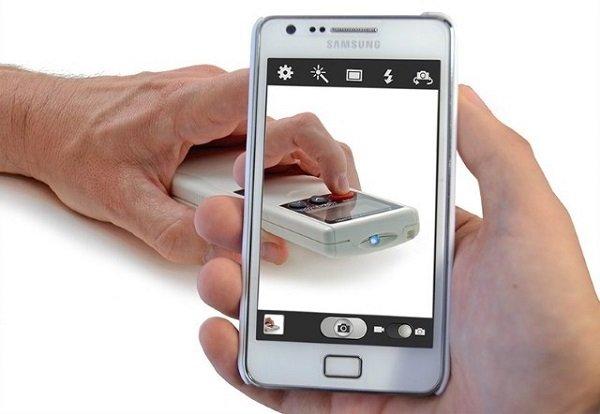 پرتو مادون قرمز چند ترفند جالب و کاربردی دوربین گوشیهای اندرویدی