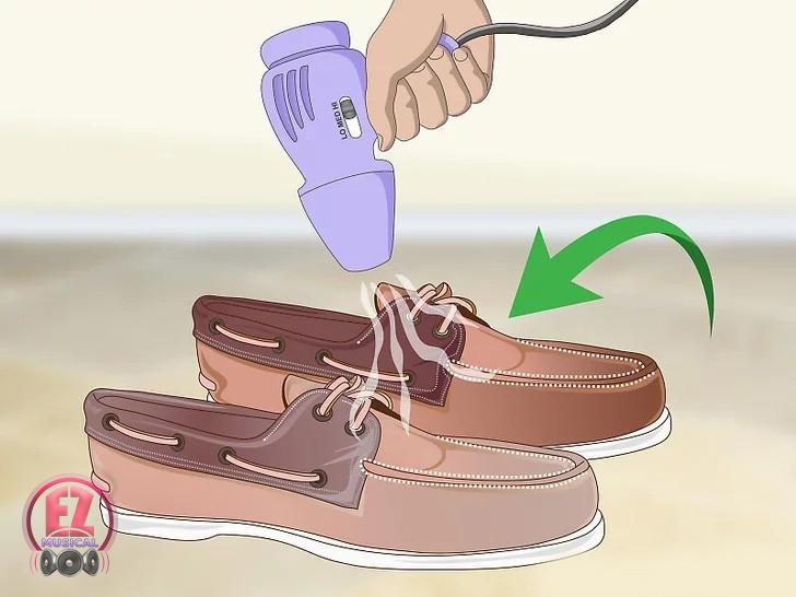 کفش ضد آب شده ساخت کفش ضد آب با موم