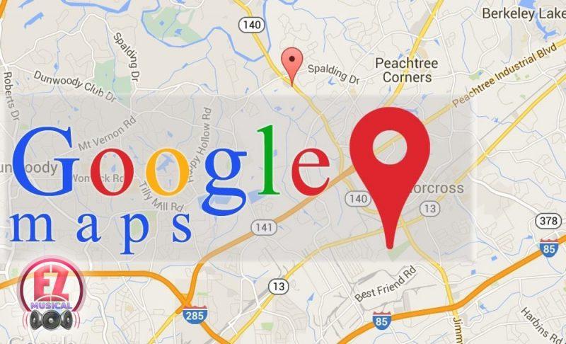 چگونه با گوگلمپ، موقعیت مکانی خود را برای دیگران بفرستیم؟