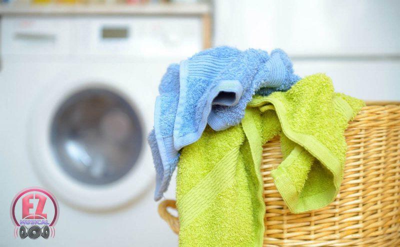 خشک کردن سریع لباس ها
