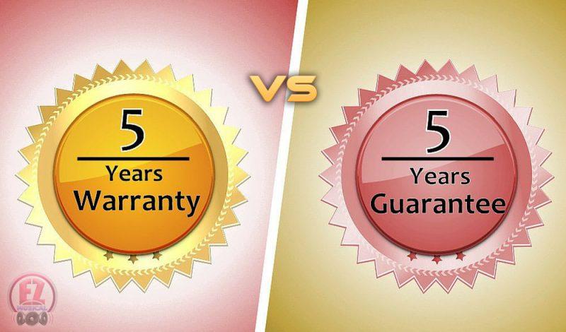 تفاوت گارانتی و وارانتی چیست؟