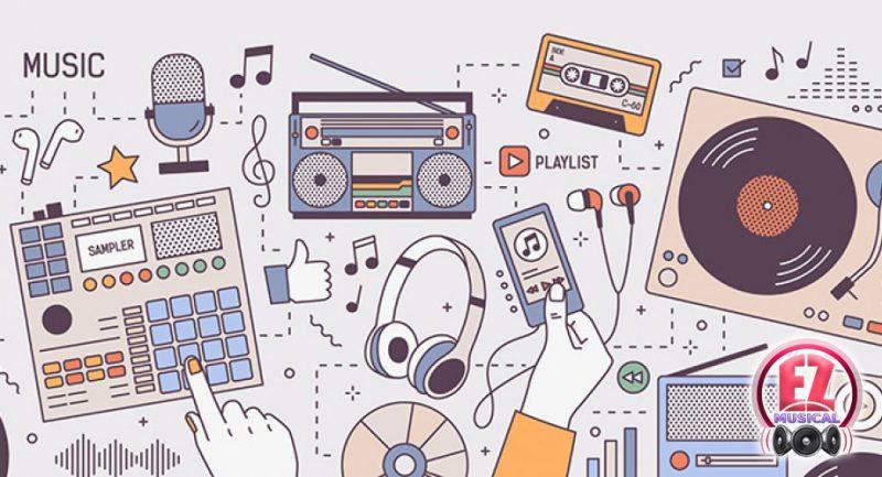 محبوب ترین سبک های موسیقی جهان از سال 1910 تا 2019