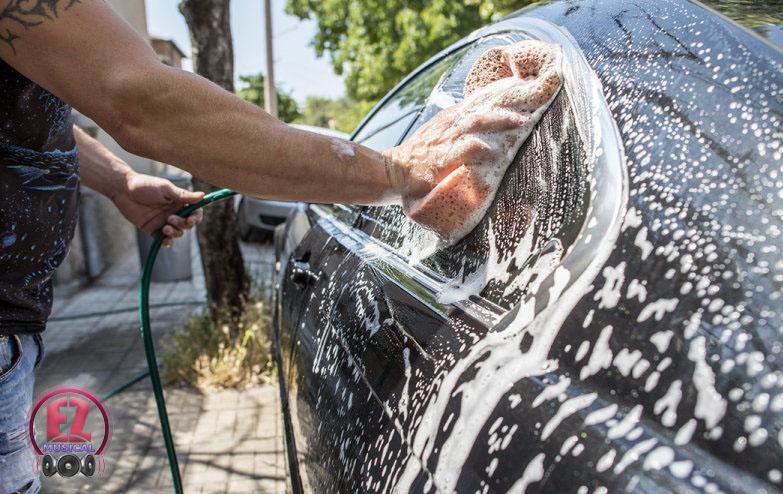 چند روش عجیب ولی کاربردی برای شستن ماشین