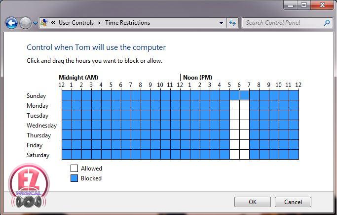 مدیریت زمان استفاده از کامپیوتر میزان استفاده از رایانه توسط فرزندتان را مدیریت کنید