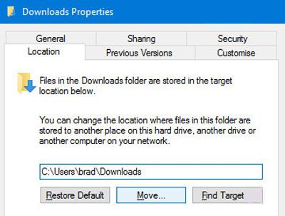 مدیریت پوشه ها 1 ترفندهای مدیریت پوشه ها در ویندوز