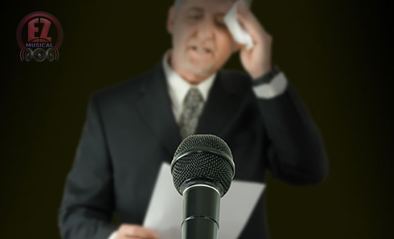 چگونه ترس از سخنرانی را در خود درمان کنیم؟