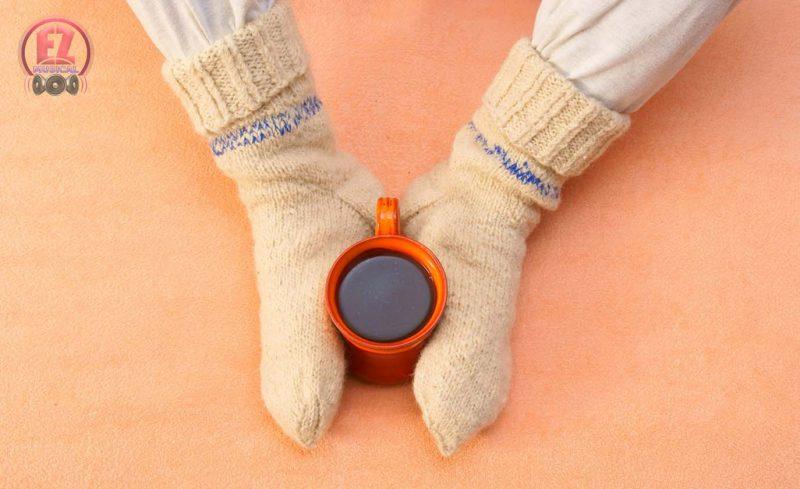 دلایل و درمان سردی پاها