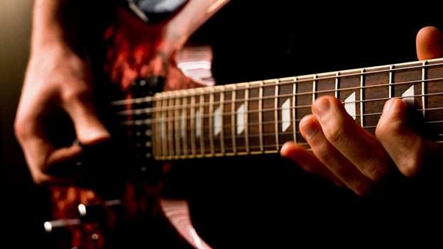 Finger Tips For Guitar 2 نحوه صحیح انگشت گذاری در گیتار