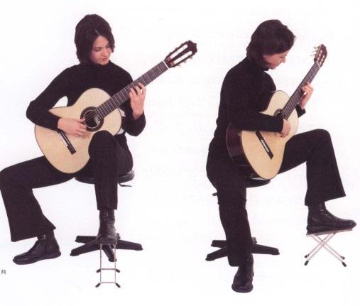 Guitar Positioning 1 حالت گیری خوب و نگهداشتن دست ها در نوازندگی گیتار