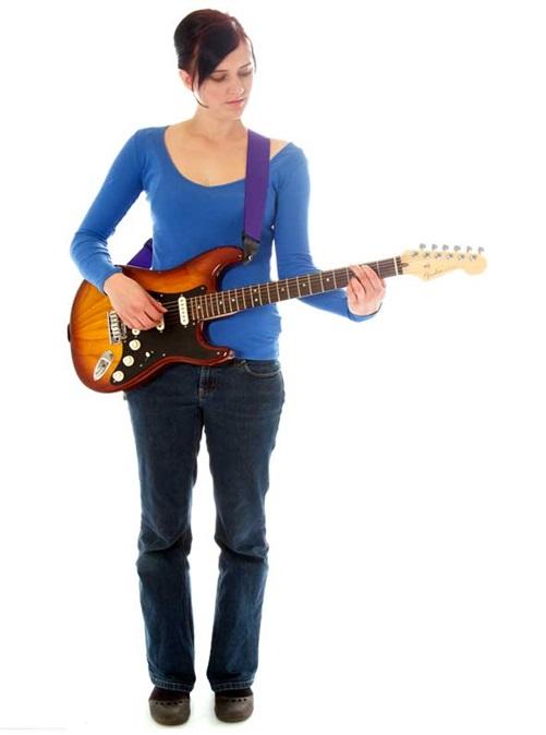 Guitar Positioning 2 حالت گیری خوب و نگهداشتن دست ها در نوازندگی گیتار