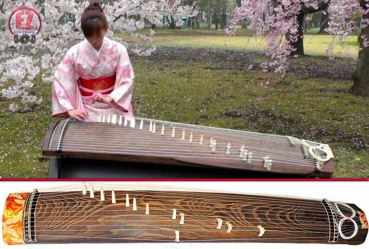 سازشناسی: کوتو (ساز سنتی ژاپنی)