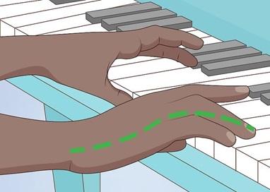 Piano Exercise 11 راه های کسب مهارت در نواختن پیانو
