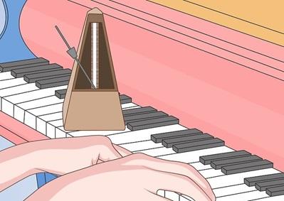 Piano Exercise 6 راه های کسب مهارت در نواختن پیانو