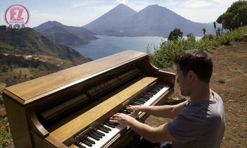 چگونه در عرض ۲۰ روز پیانو یاد گرفتم