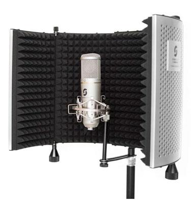 Portable Vocal Room راهنمای خرید استند میکروفون و تجهیزات جانبی
