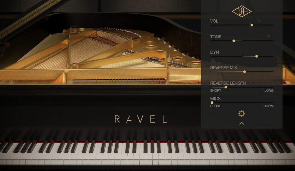 Ravel LUNA نرم افزار آهنگسازی کمپانی Universal Audio برای مک