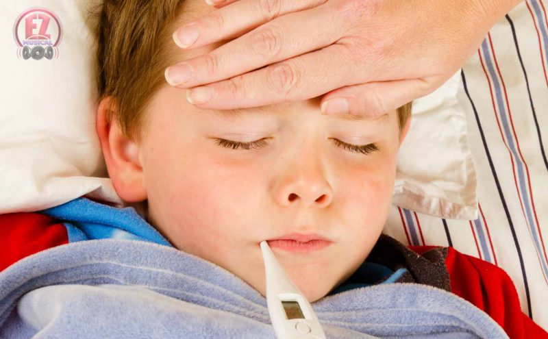 سندروم کاوازاکی در کودکان و کرونا
