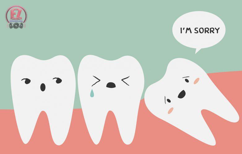 دانستنیهایی در مورد دندان عقل و جراحی آن