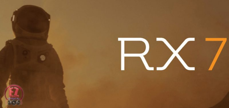 iZotope از RX7 رونمایی کرد