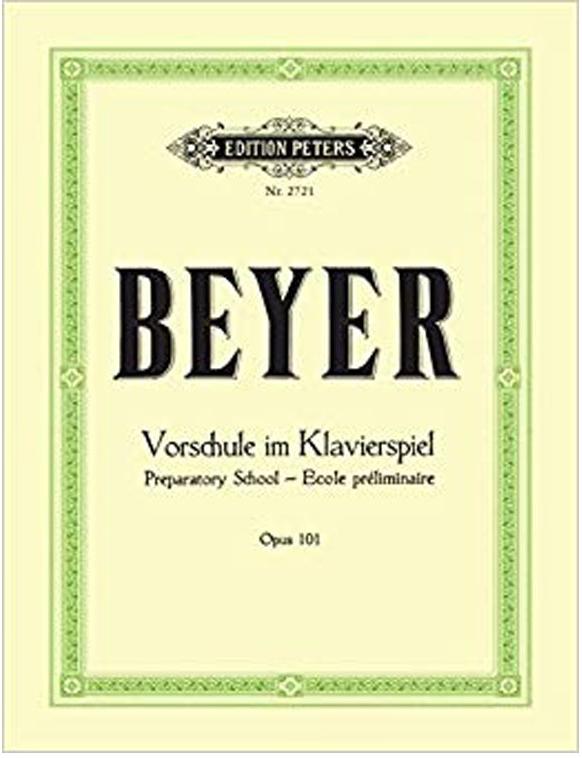 Beyer معرفی چند کتاب آموزش پیانو مفید و کاربردی