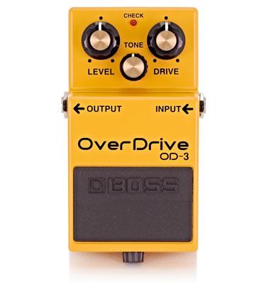 OverDrive راهنمای جامع خرید پدال گیتار
