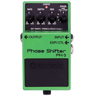 Phase Shifter Pedal راهنمای جامع خرید پدال گیتار