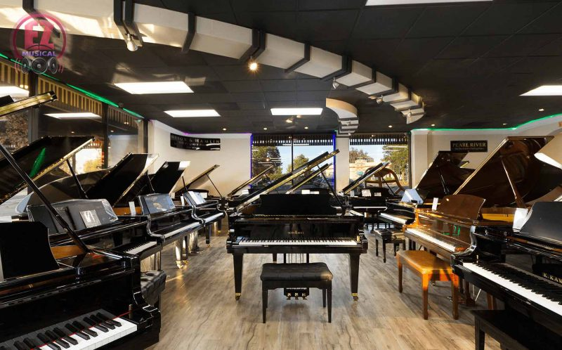 انتخاب پیانو مناسب برای هنرجوی مبتدی