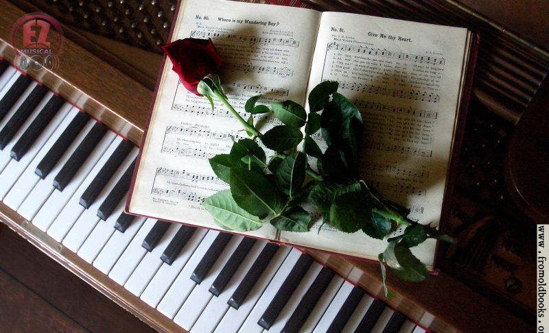 معرفی چند کتاب آموزش پیانو مفید و کاربردی